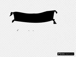 Parade Banner Black