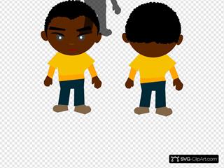 Ricardo Black Boy Png