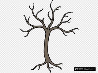 Bare Dead Tree