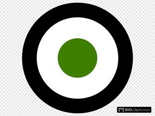 Target Black Green