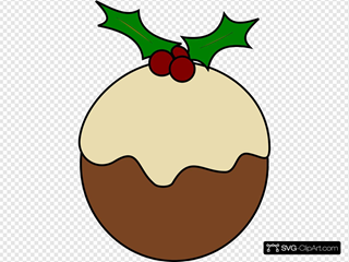 Karderio Christmas Pudding
