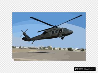 Us Army Uh Black Hawk
