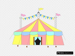 Big Top Tent Circus
