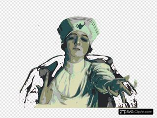 War Medical Nurse