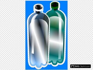Litter Plastic Bottles