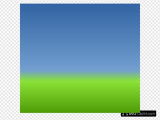 Grassy Horizon Gradient