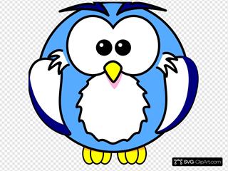 Pale Blue Owl