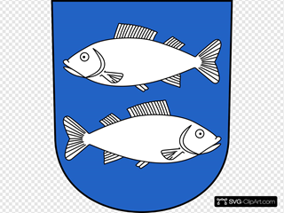 Fischenthal Coat Of Arms Shield