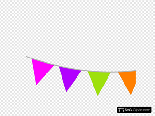 Colour Bunting