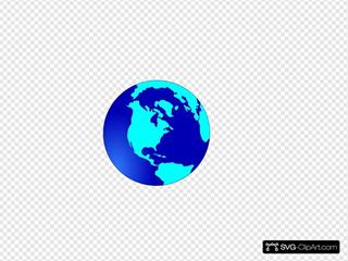Earth Light Blue
