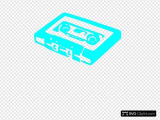 Cassette Sky Blue