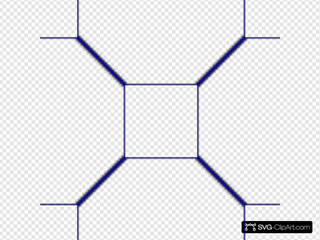 Square And Octagons 2 Pattern