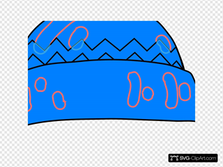 Winter Hat Blue