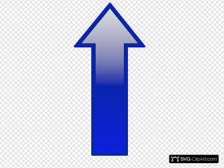 Arrow-up-blue