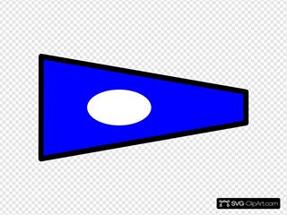International Maritime Signal Flag 2