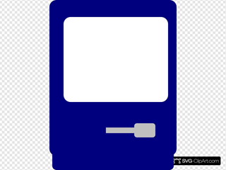 Macintosh Plus Clipart