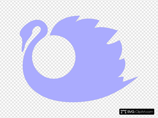 Swan  SVG Cliparts