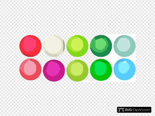 Glossy Web Buttons Icons