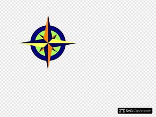 Compass Multi Four-color Compass
