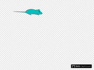 Blue Lab Mouse