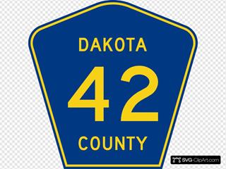 Dakota County Route