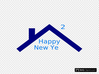 Blue Roof New Year