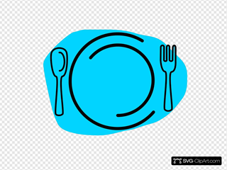 Knife And Fork Clipart