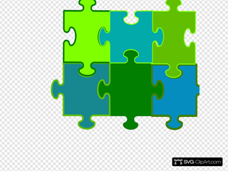 Jigsaw Puzzle 6 Pieces