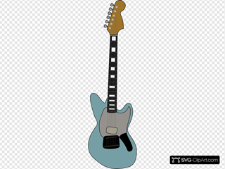 Fender Jagstang Guitar