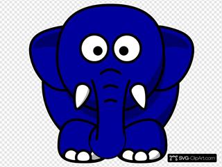 Kansas Blue Elaphant