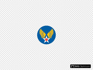 Us Army Air Corps Shield