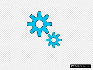 Gears Motion Motor Engine