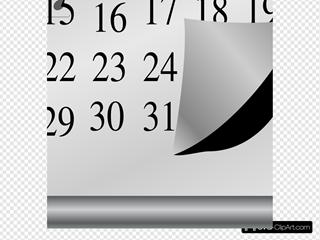 Calendar Larger