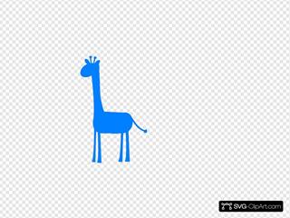 Birthday Boy Giraffe