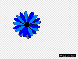 Daisy Clip art, Icon and SVG - SVG Clipart
