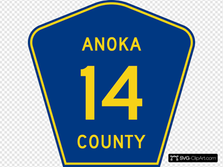 Anoka County Route