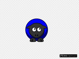 Blue Sheep Up