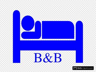 B&b Blue 1