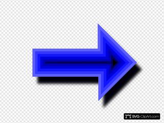 Arrow Set With Depth