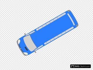 Blue Bus - 210