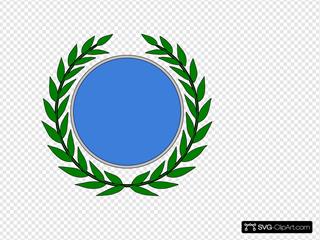 Anniversary Olive Wreath