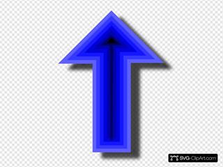 Blue SVG Clipart