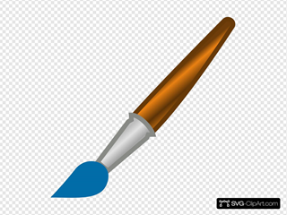 Paint Brush Clipart
