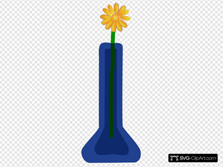 Flower In Vase
