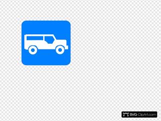 Jeepney Blue Proximity