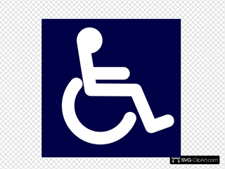 Handicapped Symbol