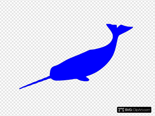 Narwhal Blue