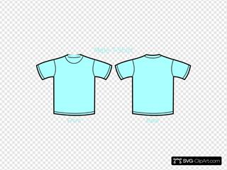 Blue Uitm Shirt