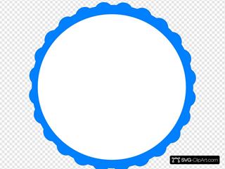 Blue Scallop