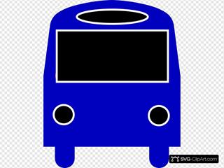 Bus SVG Clipart